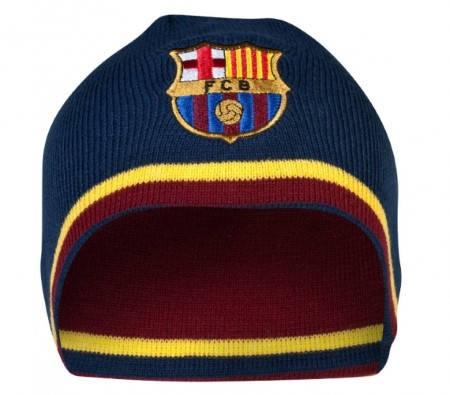 Зимна Шапка BARCELONA Reversible Knitted Hat 500475 9147-v35revba изображение 5