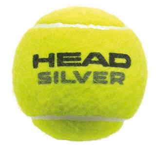 Тенис Топки HEAD Silver x4 401099 SILVER x 4/571304 изображение 2