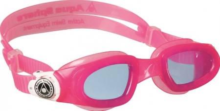 Детски Очила За Плуване AQUA SPHERE Moby Kid Blue Lens 402134a 175530