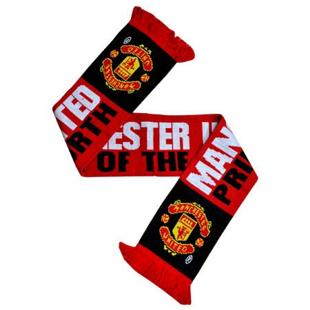 Шал MANCHESTER UNITED Scarf Pride Of The North 500897c 3622