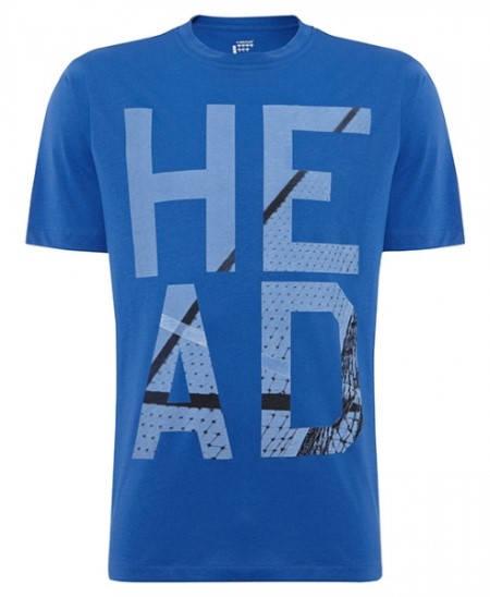 Мъжка Тениска HEAD Dart T-Shirt SS14 100823a DART T-SHIRT/811204 -BCNV