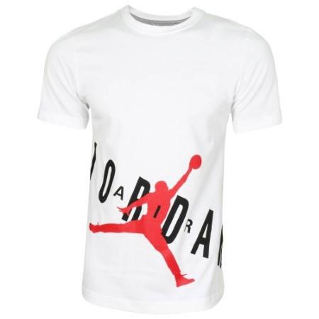 Мъжка Тениска NIKE Air Jordan Bolt Tee 100730 602836-100 изображение 2