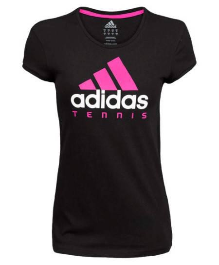 Дамска Тениска ADIDAS Ladies Essential Tennis Logo T-Shirt 200492