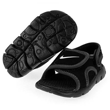 Бебешки Обувки NIKE Sunray Adjust 4 TD 300124 386519-011 изображение 5