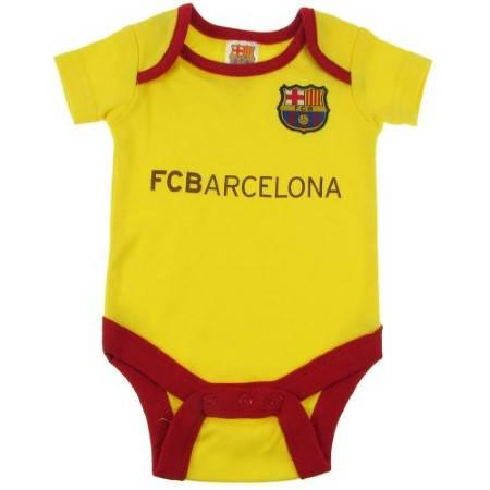 Бебешки Дрехи BARCELONA 2 Pack Bodysuit 9-12 mths 500495  изображение 3