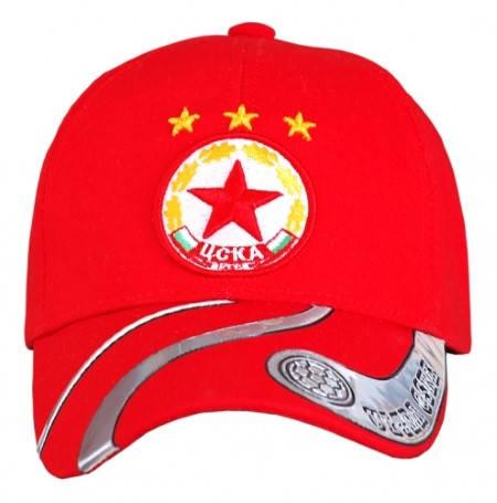 Шапка CSKA Cska Sofia Cap 500626  изображение 2