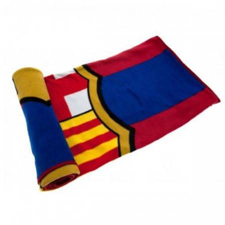 Одеало BARCELONA Crest Fleece Blanket 500264e  изображение 2