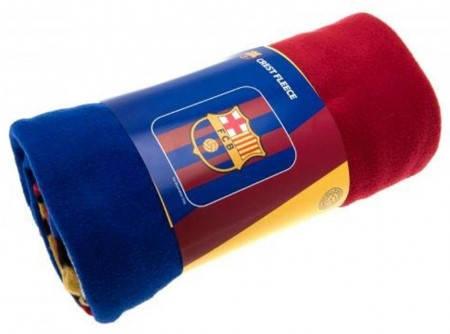 Одеало BARCELONA Crest Fleece Blanket 500264e  изображение 3