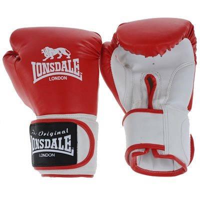 Боксови Ръкавици LONSDALE Fight Gloves 14 OZ 400014