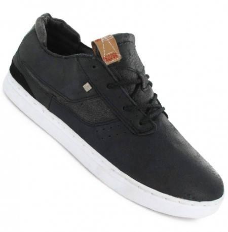 Мъжки Обувки GLOBE Comanche Low F11 100321a 30302400232 - DISTRESSED BLACK изображение 4