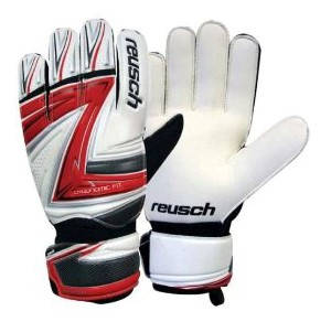 Детски Вратарски Ръкавици REUSCH Magno JNR 400530 MAGNO JUNIOR FIRED RED/WH/3172871-301 изображение 2