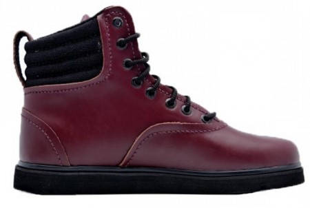 Мъжки Обувки SUPRA Henry Boot-Ox Blood FG Leather 101426