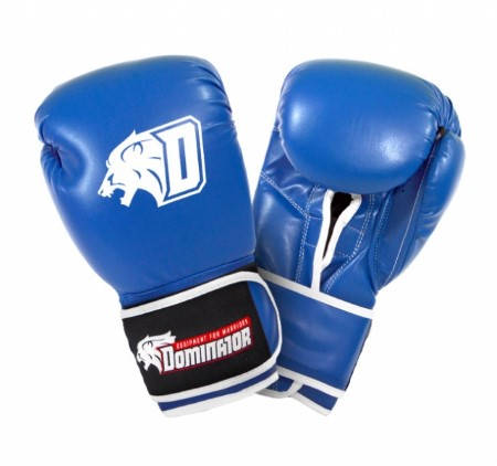 Боксови Ръкавици DOMINATOR Boxing Gloves D Logo 401985b 15453