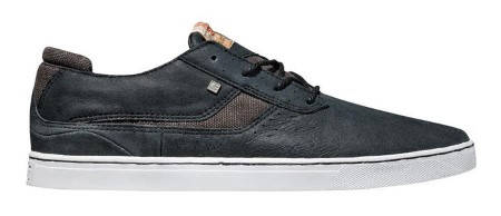 Мъжки Обувки GLOBE Comanche Low F11 100321a 30302400232 - DISTRESSED BLACK