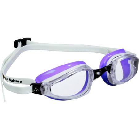 Очила За Плуване AQUA SPHERE K180 Lady Clear Lens 402101b 173420