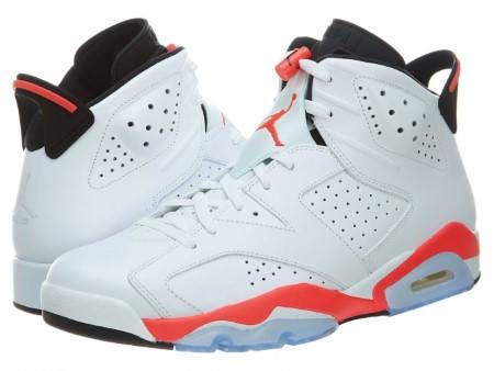 Мъжки Кецове NIKE Air Jordan Retro 6 100860 384664-123 изображение 2