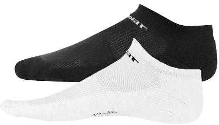Дамски Чорапи BABOLAT Invisible 2 Pairs Pack Socks Size 39-42 200659 45S1340