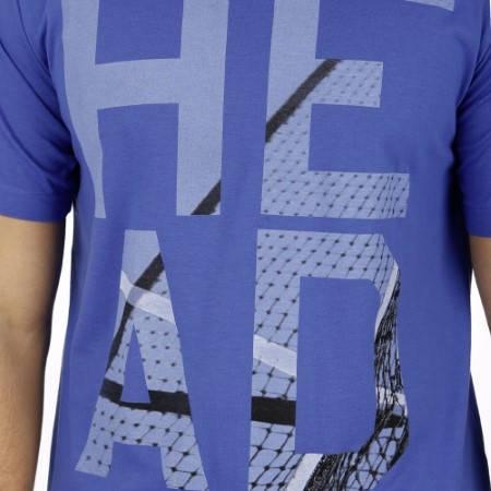 Мъжка Тениска HEAD Dart T-Shirt SS14 100823a DART T-SHIRT/811204 -BCNV изображение 5