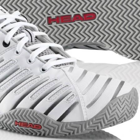 Мъжки Тенис Обувки HEAD Prestige II Team Clay 100750 PRESTIGE II TEAM CLAY MEN273183-WHGR изображение 4