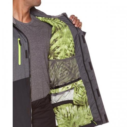 Мъжко Яке DAKINE Fuse Jacket FW13 101040 30307400181-CHARCOAL HEATHE изображение 6