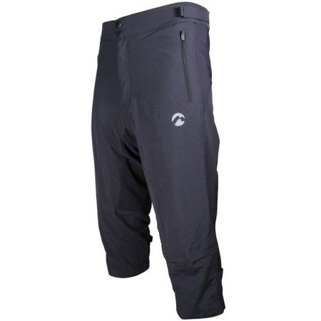 Мъжки Панталон MORE MILE Piu Miglia 2in1 3/4 Length Baggy Cycling Shorts With Pad 508382