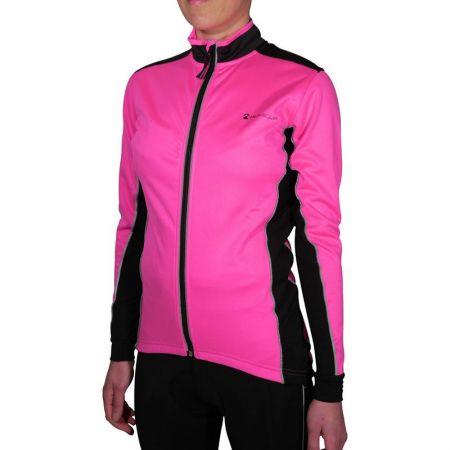 Дамско Яке За Колоездене MORE MILE Bari Soft Shell Ladies Cycling Jacket 508625 PM2230
