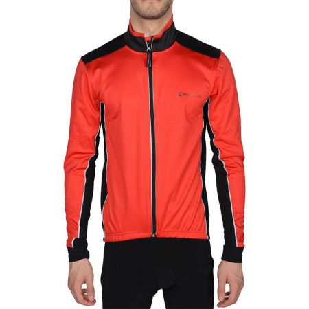 Мъжко Яке За Колоездене MORE MILE Piu Miglia Bari Soft Shell Mens Cycling Jacket 508284