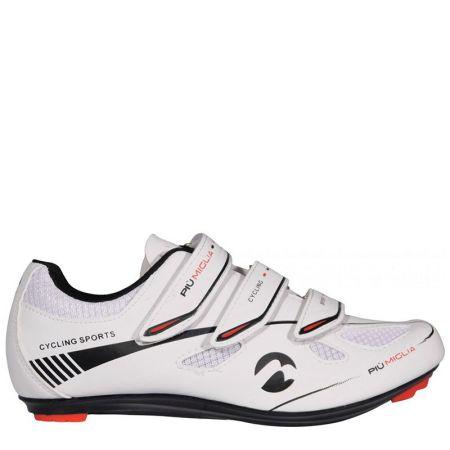 Дамски Обувки За Колоездене MORE MILE Piu Miglia Strada Road Cycling Shoes 508607