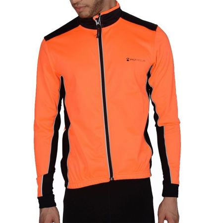 Мъжко Яке За Колоездене MORE MILE Piu Miglia Bari Soft Shell Mens Cycling Jacket 508281