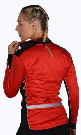Дамско Яке За Колоездене MORE MILE Bari Soft Shell Ladies Cycling Jacket 508627 PM2232 изображение 4