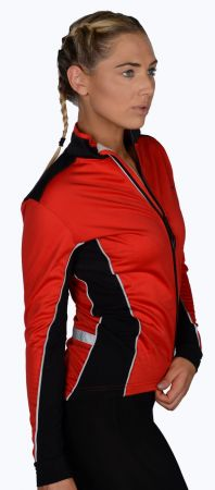Дамско Яке За Колоездене MORE MILE Bari Soft Shell Ladies Cycling Jacket 508627 PM2232 изображение 3