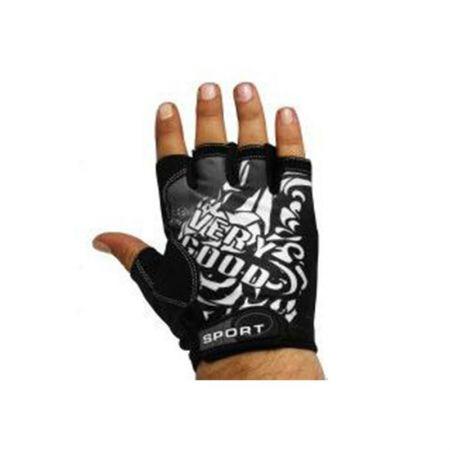Ръкавици За Фитнес MAXIMA Fitness Gloves 503003 400522-Black