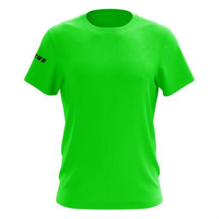 Мъжка Тениска ZEUS T-Shirt Basic Verde Fluo 510414 T-Shirt Basic - fluo