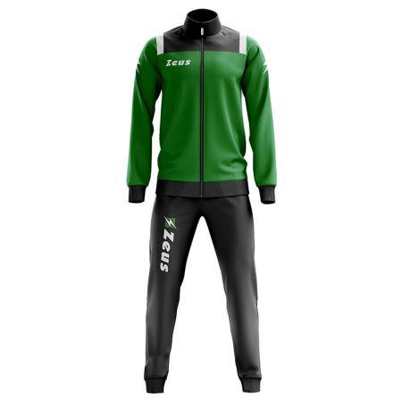 Многоцветен: Черен, Зелен