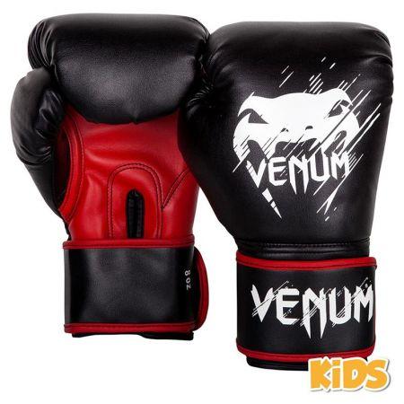Детски Боксови Ръкавици VENUM Contender Kids Boxing Gloves 514552 02822-100 изображение 2