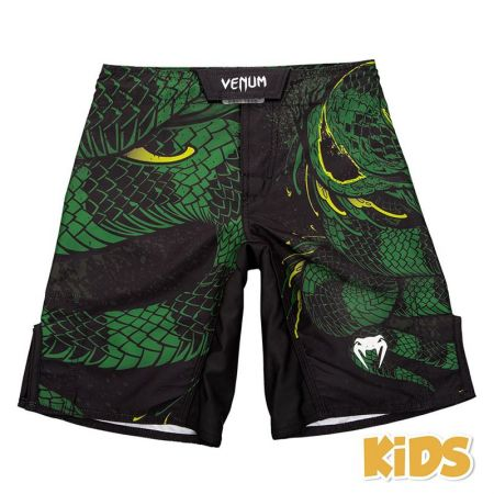 Детски Шорти VENUM Green Viper Kids Fightshorts 514532 03556-102
