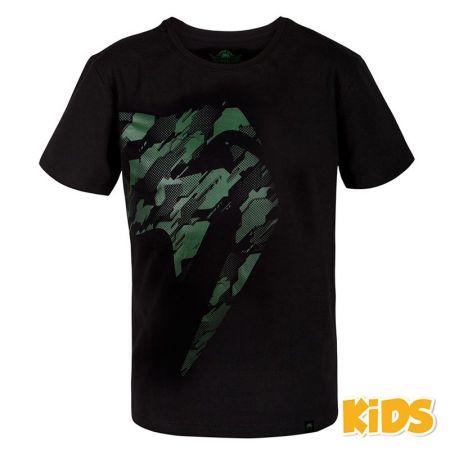 Детска Тениска VENUM Tecmo Giant Kids T-Shirt  514538 03557-114