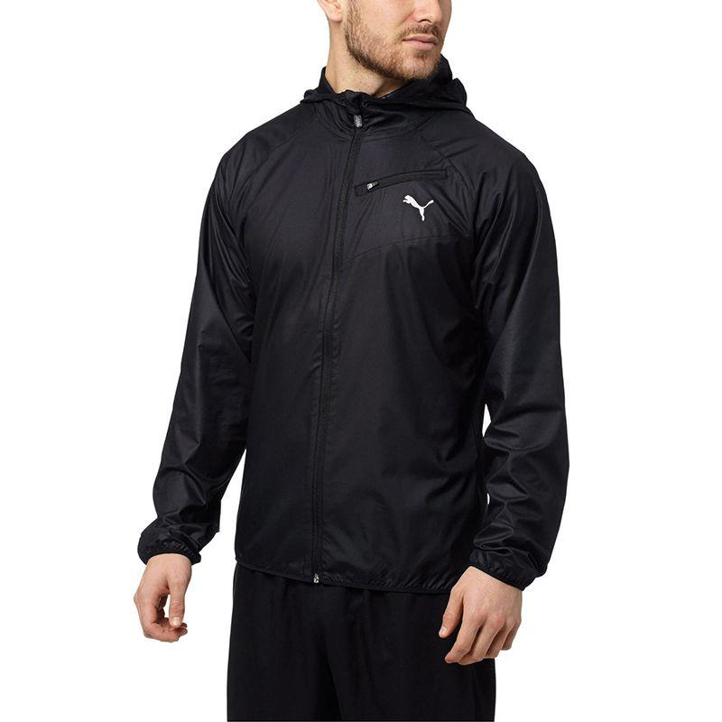 a3bf75dbcb0 <strong>Мъжкото Яке/Ветровка PUMA Core-Run Hooded Jacket </strong>е  подходящо, както за ежедневието, така и за различни видове спорт.