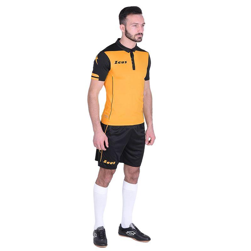 Футболен Екип ZEUS Kit Aquarius Ambra/Nero на супер цена — SportRespect.com
