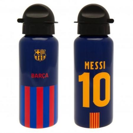 Бутилка BARCELONA Aluminium Drinks Bottle Messi 503713 d32alfbacmesn