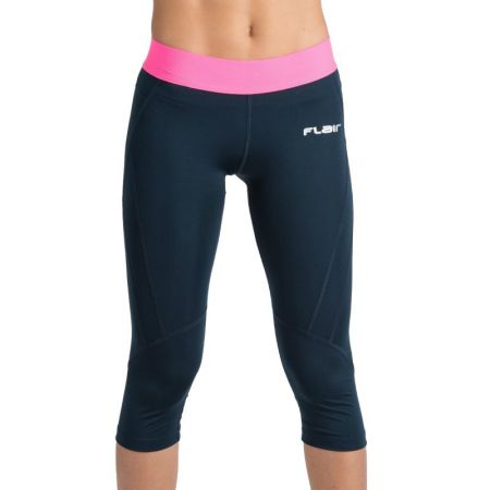 Дамски Клин FLAIR Neon Line 3/4 Leggings 512605 235035