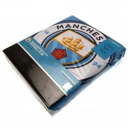 Спално Бельо MANCHESTER CITY Double Duvet Set PL 501264 h30ddum изображение 2
