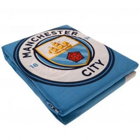 Спално Бельо MANCHESTER CITY Double Duvet Set PL 501264 h30ddum изображение 3