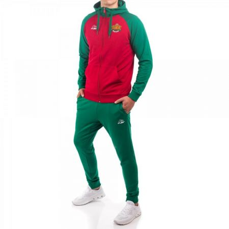 Мъжки Анцуг FLAIR Official Bulgaria Relax Tracksuit 512465
