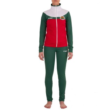 Дамски Анцуг FLAIR Official Bulgaria Free TIme Tracksuit 512627