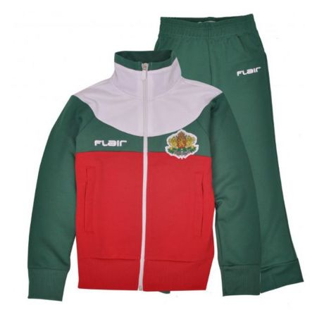 Детски Анцуг FLAIR Official Bulgaria Free TIme Tracksuit 512803 415007