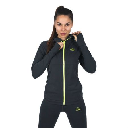 Дамски Суичър FLAIR Neon Line Full Zip 512582 222002