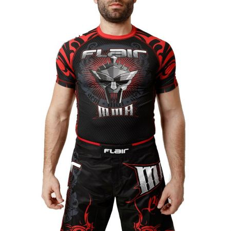 Мъжка Тениска FLAIR MMA Warrior T-Shirt 512524 175004