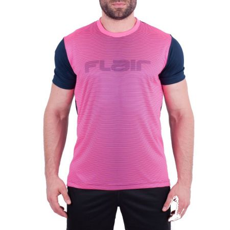 Мъжка Тениска FLAIR Double Training T-shirt 512534 175015