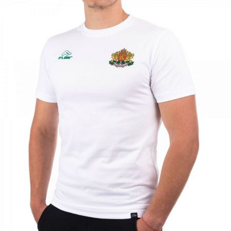 Мъжка Тениска FLAIR Bulgarian Blazon T-shirt 512574 176139